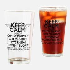 Funny School medicine Drinking Glass