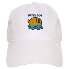 Round-about-a Water Dog Baseball Cap