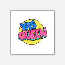 YAS QUEEN Sticker