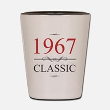 1967 Shot Glass