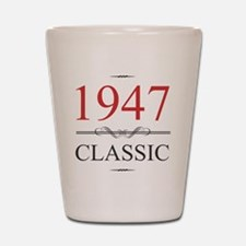 1947 Shot Glass