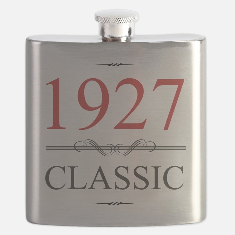 Cute 70 year old birthday party Flask