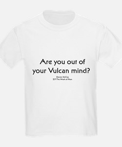Ar you out of your Vulcan min T-Shirt