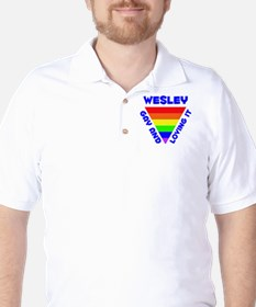 Wesley Gay Pride (#005) T-Shirt