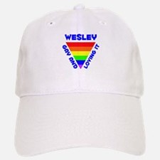 Wesley Gay Pride (#005) Baseball Baseball Cap