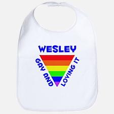 Wesley Gay Pride (#005) Bib