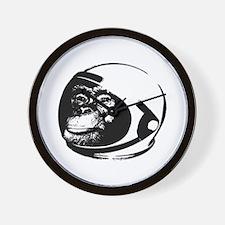 Space Chimp Wall Clock
