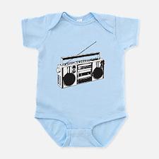 Unique Boombox Infant Bodysuit