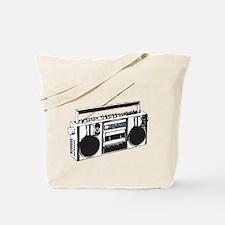 Unique Boombox Tote Bag
