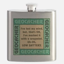 GEOCACHER Flask