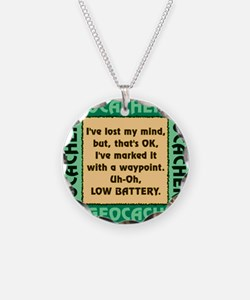 GEOCACHER Necklace
