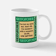 GEOCACHER Small Mugs