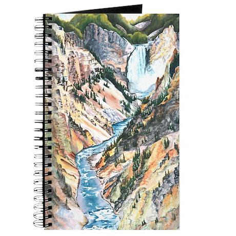 Yellowstone Canyon Journal