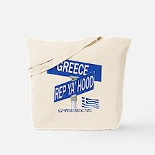 REP GREECE Tote Bag