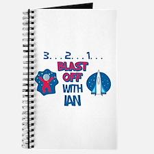 Blast Off with Ian Journal