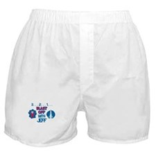 Blast Off with Jeff Boxer Shorts