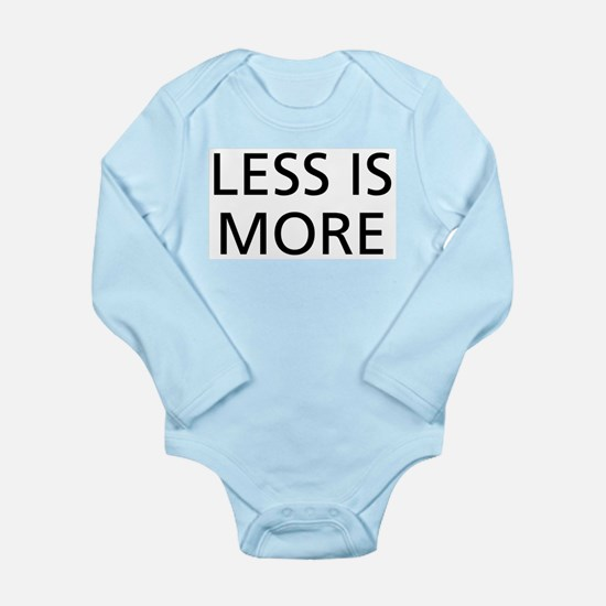 Less is More Body Suit