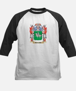 Mcguire Coat of Arms - Family Cres Baseball Jersey