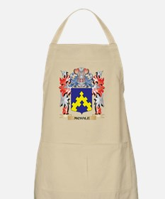 Mchale Coat of Arms - Family Crest Apron