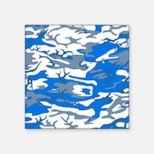 Ice Water Blue Camo Sticker