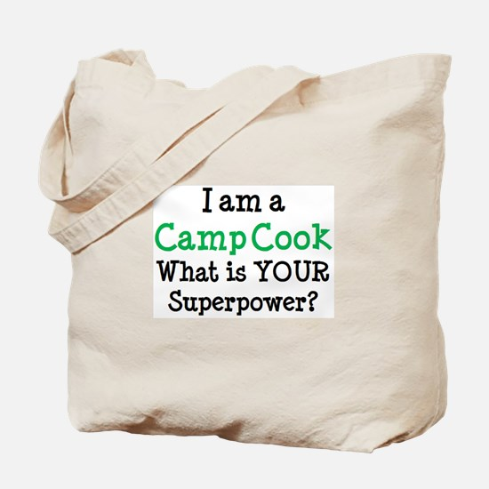 camp cook Tote Bag