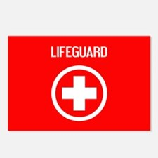 Lifeguard: Lifeguard (White) Postcards (Package of