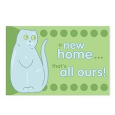 Kitty & Me Moving Postcards (Package of 8)