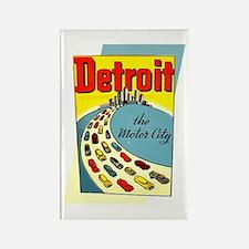 Detroit - The Motor Cit Magnets