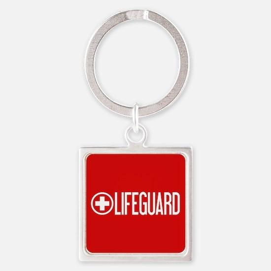 Lifeguard: Lifeguard (White) Keychains