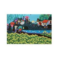 Chinese Folkart Magnets (10 pack)