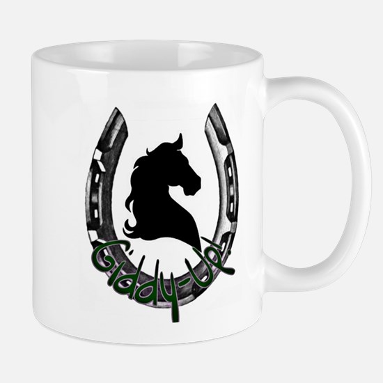 Giddy-up Mugs