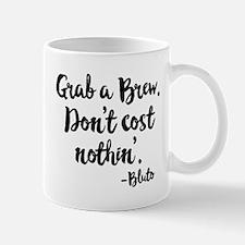 Grab a Brew Mugs