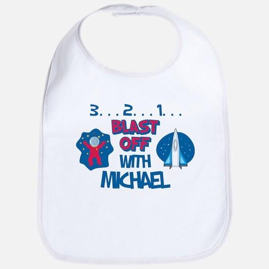 Blast Off with Michael Bib