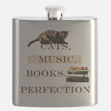 Cats, books and music Flask