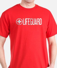 Lifeguard: Lifeguard (White) T-Shirt