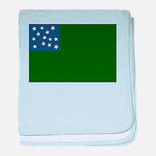 Second Vermont Republic baby blanket
