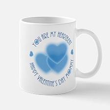 Happy Valentine's Mommy Mugs