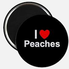 Peaches Magnet