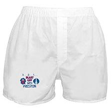 Blast Off with Preston Boxer Shorts