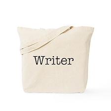 Writer Tote Bag