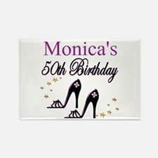 MS DIVA 50TH Rectangle Magnet