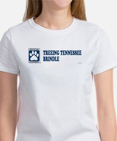TREEING TENNESSEE BRINDLE Womens T-Shirt