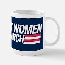 Million Women's March Mugs