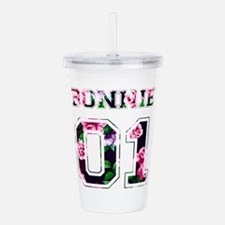 Bonnie and Clyde shirt Acrylic Double-wall Tumbler