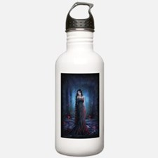 Lady of the Dark Sports Water Bottle
