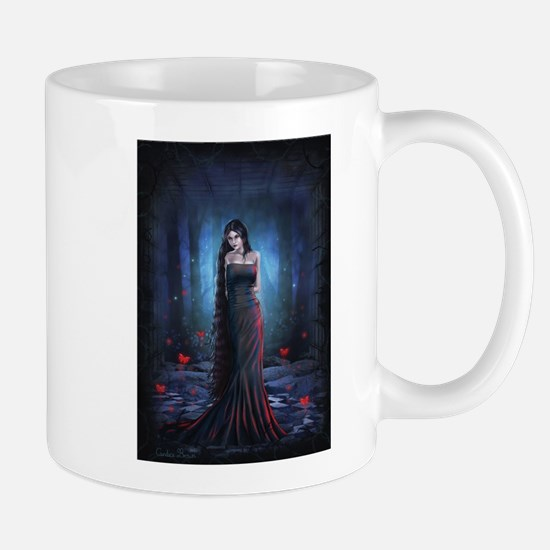Lady of the Dark Mugs