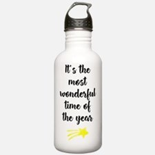 Cute New home christmas Water Bottle