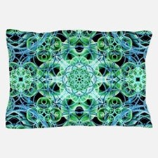 Ethereal Growth Mandala Pillow Case