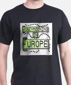Green Honeymoon Europe T-Shirt
