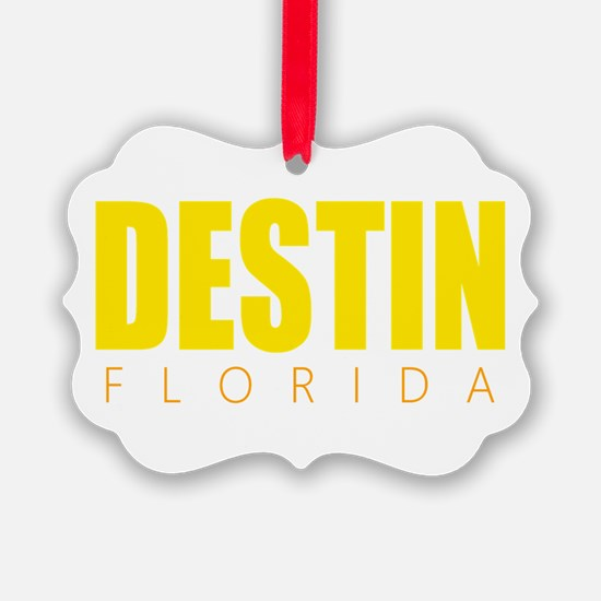 Destin Florida Ornament